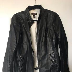 Danier Leather Black Jacket